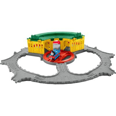 Fisher Price Thomas & Friends Thomas Adventures Tidmouth Sheds