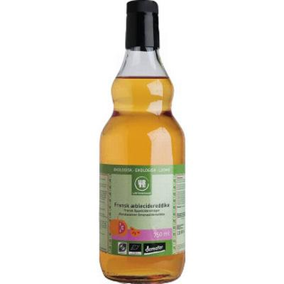 Urtekram Apple cider vinegar, 750ml
