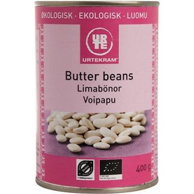 Urtekram Butter Beans 400g