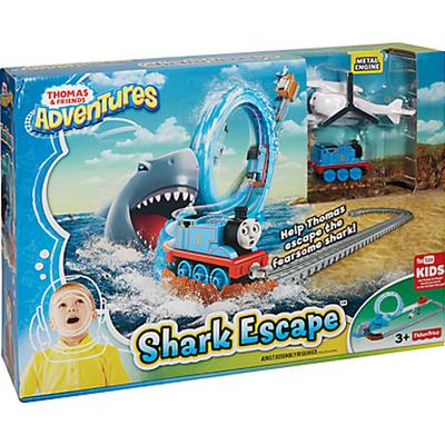 Fisher Price Thomas & Friends Thomas Adventures Shark Escape