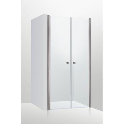 Duschbyggarna Duo De Luxe Duschdörr 900mm