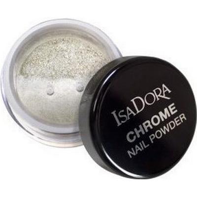Isadora Chrome Nail Powder Mirror Silver 2g