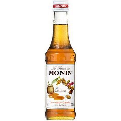 Monin Syrup Caramel 0% 25 cl