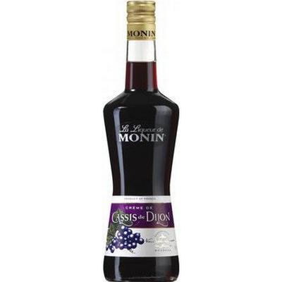 Monin Liqueur Creme de Cassis 16% 70 cl
