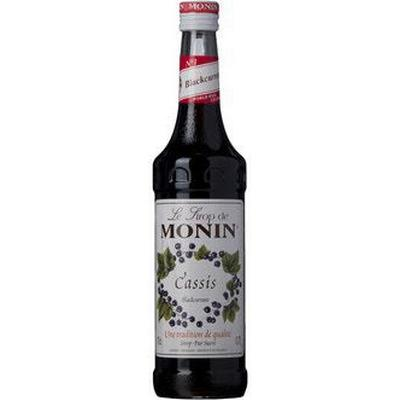 Monin Syrup Cassis 0% 70 cl
