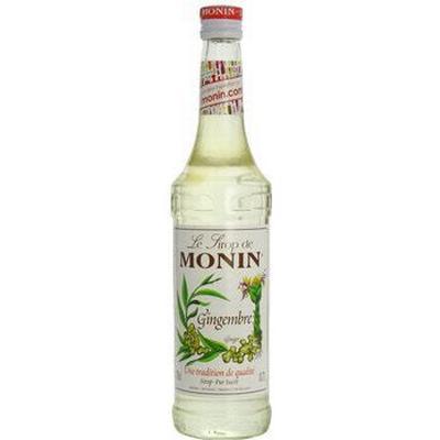 Monin Syrup Ginger 0% 70 cl