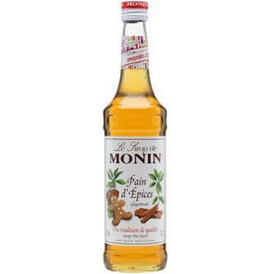Monin Syrup Gingerbread 0% 70 cl