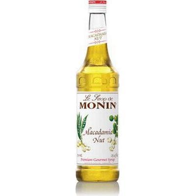Monin Syrup Macadamia 0% 70 cl