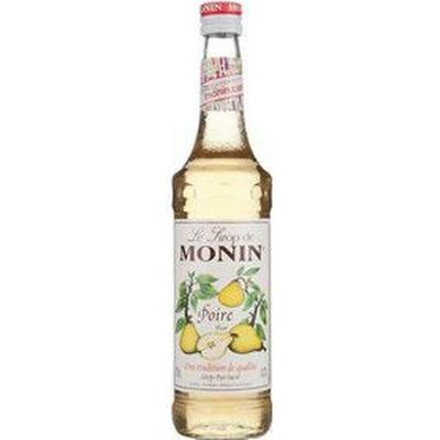Monin Syrup Pear 0% 70 cl
