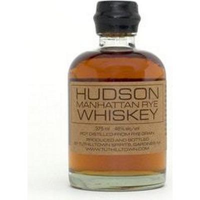 Hudson Manhattan Rye Whiskey 46% 35 cl