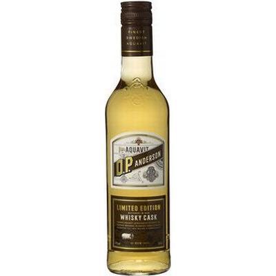 O.P. Anderson Whisky Cask Aquavit 40% 50 cl