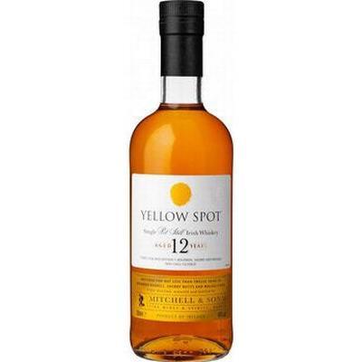 Yellow Spot 12 YO Irish Whiskey 46% 70 cl