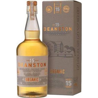 Deanston 15 YO Organic Highland Single Malt 46.3% 70 cl
