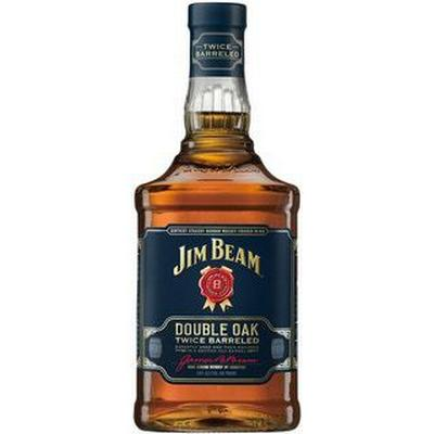 Jim Beam Double Oak Bourbon 43% 70 cl