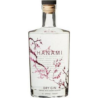 Hanami Dry Gin 43% 70 cl