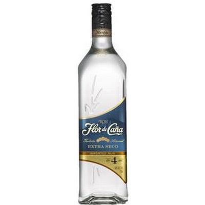 Flor de Cana Extra Seco White Rum 40% 70 cl