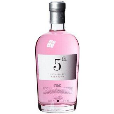 5th Gin Fire 42% 70 cl