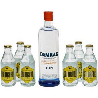 Damrak Ginpakke - Gin m 41.8% 70 cl