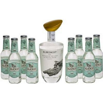 Alkkemist Ginpakke - Gin m 40% 70 cl