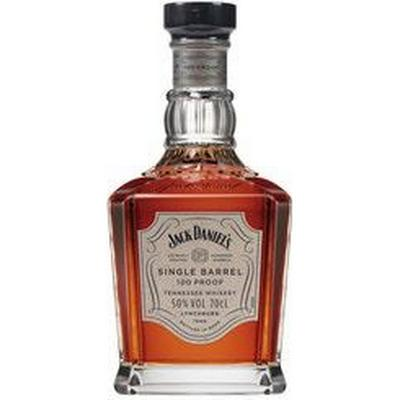 Jack Daniels Jack Daniel's Single Barrel 100 Proof 50% 70 cl