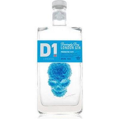 D1 London Gin 40% 70 cl
