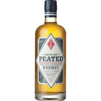 Westland Peated American Single Malt Whiskey 46% 70 cl