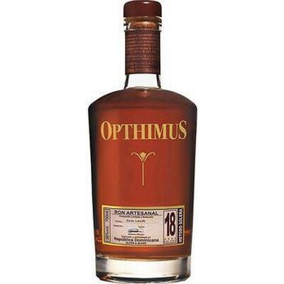 Opthimus Solera 18 Ron Dominicano 38% 70 cl