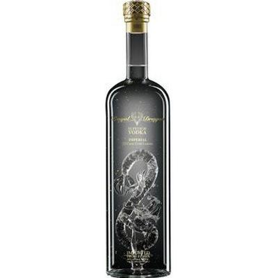 Royal Dragon Superior Vodka - Imperial 40% 70 cl