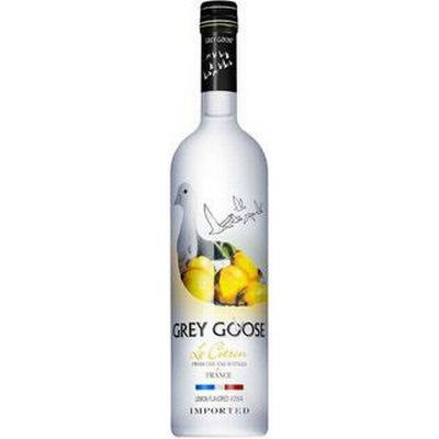 """Grey Goose Vodka """"Le Citron"""" 40% 70 cl"""