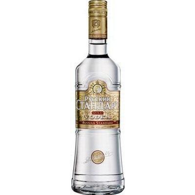 Russian Standard Vodka Gold 40% 70 cl