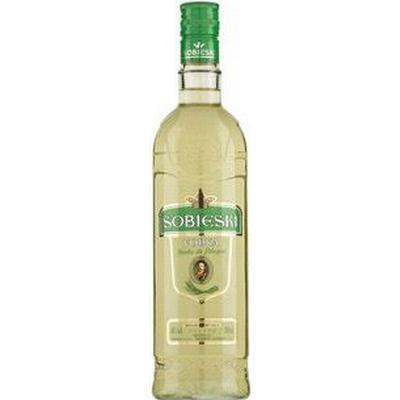 Sobieski Vodka Herb de Pologne 40% 70 cl