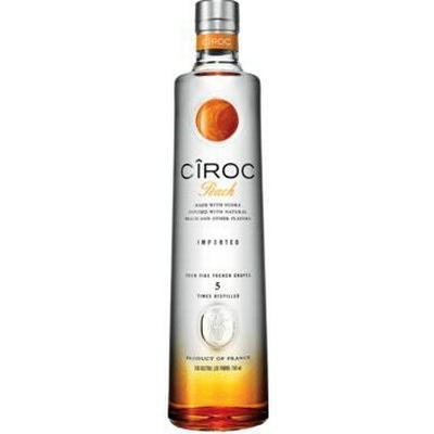 Ciroc Vodka Peach 37.5% 70 cl