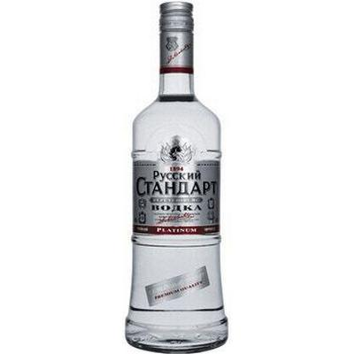 Russian Standard Vodka Platinum 40% 70 cl