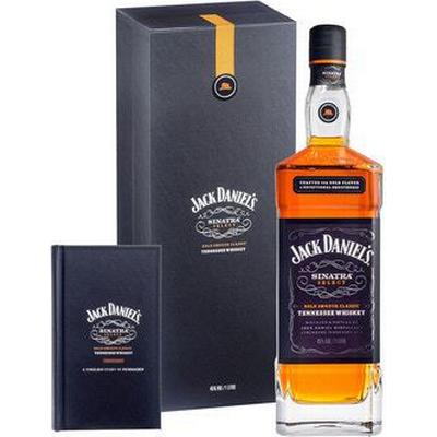 "Jack Daniels Jack Daniel's ""Sinatra"" Edtition* 45% 100 cl"