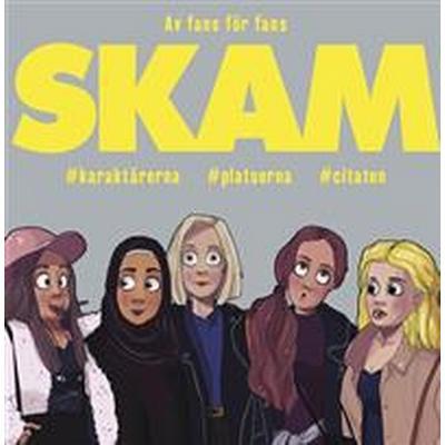Skam: karaktärerna, platserna, citaten (E-bok, 2017)