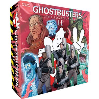 Cryptozoic Ghostbusters: The Board Game II