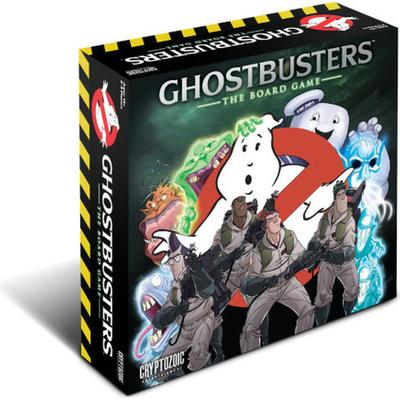 Cryptozoic Ghostbusters: The Board Game (Engelska)