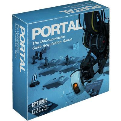 Cryptozoic Portal: The Uncooperative Cake Acquisition Game (Engelska)