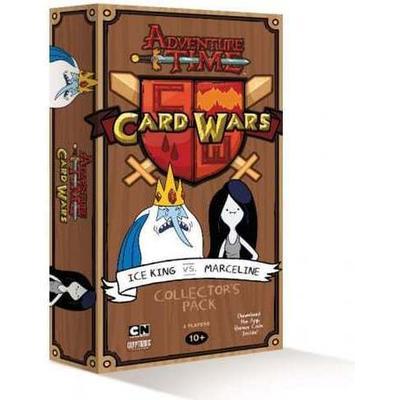 Cryptozoic Adventure Time Card Wars: Ice King vs Marceline (Engelska)