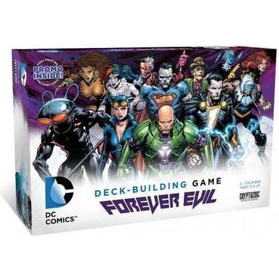 Cryptozoic DC Comics Deck-Building Game: Forever Evil (Engelska)