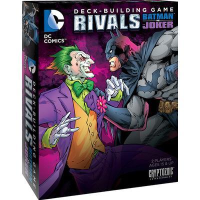 Cryptozoic DC Comics Deck-Building Game: Rivals Batman vs The Joker