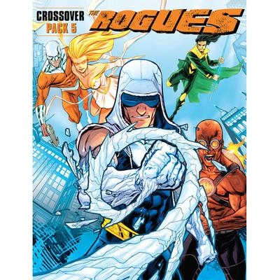 Cryptozoic DC Comics Deck-Building Game Crossover Pack 5: The Rogues (Engelska)