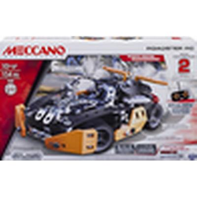 Meccano Meccano Roadster RC 2 in 1 Model Set