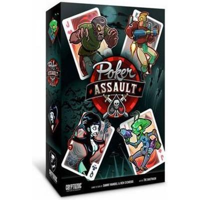 Cryptozoic Poker Assault
