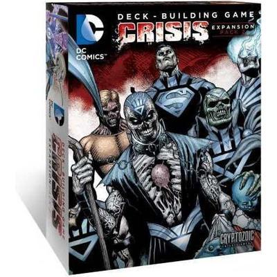 Cryptozoic DC Comics Deck-Building Game: Crisis Expansion Pack 2