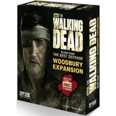 Cryptozoic The Walking Dead Board Game: The Best Defense Woodbury Expansion