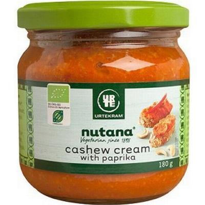 Urtekram Cashewnut Cream with Pepper 180g
