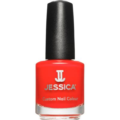 Jessica Nails Custom Nail Colour Confident Coral 14.8ml