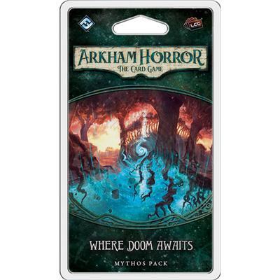 Fantasy Flight Games Arkham Horror: Where Doom Awaits (Engelska)