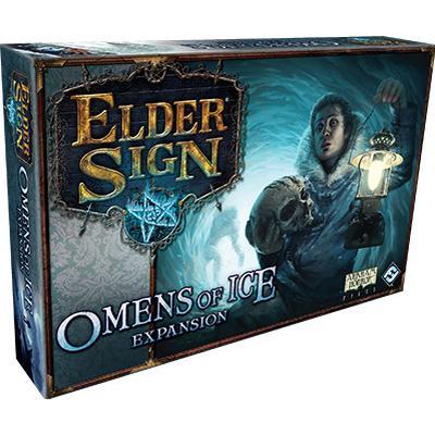 Fantasy Flight Games Elder Sign: Omens of Ice (Engelska)